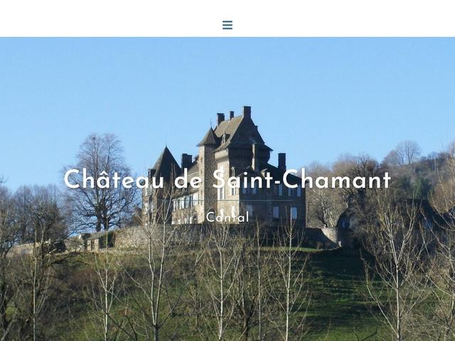 Château de Saint-Chamant
