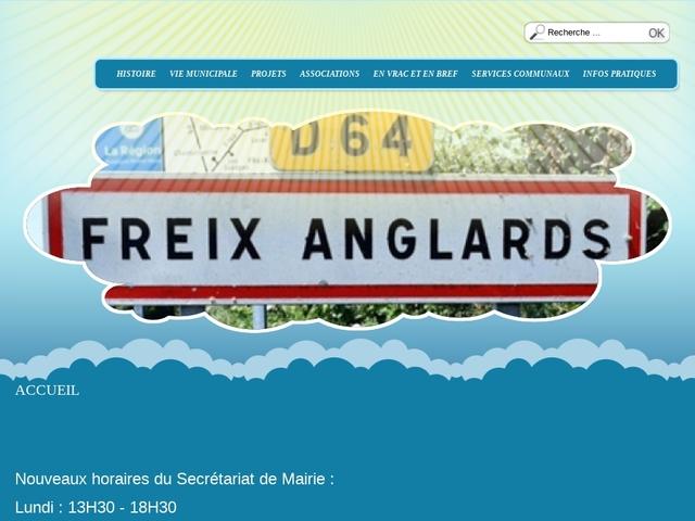 Freix-Anglards