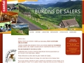 Burons fromage vache Gentiane Salers - Cantal
