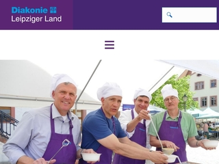 Vorschaubild der Webseite von Diakonie-Sozialstation Borna