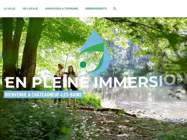 Châteauneuf-les-Bains