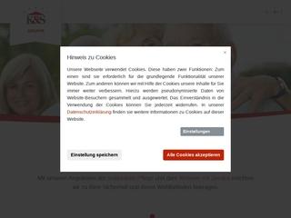 Vorschaubild der Webseite von K und S Seniorenresidenz Plauen