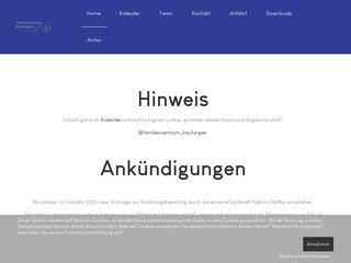 Vorschaubild der Webseite von Familienzentrum Kaufungen e.V.