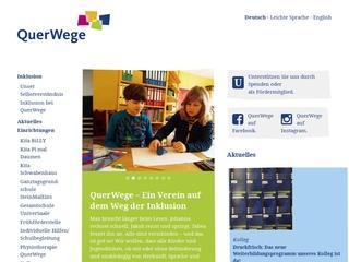 Vorschaubild der Webseite von Integrative Kindertagesstätte  Schwabenhaus