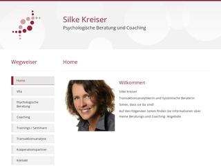Vorschaubild der Webseite von Beratung in Bewegung