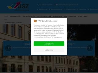 Vorschaubild der Webseite von Berufliches Schulzentrum Karl Preusker