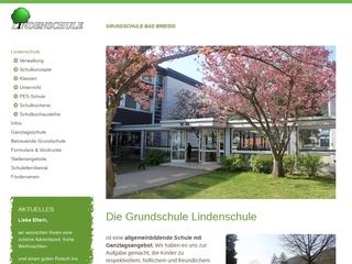 Vorschaubild der Webseite von Grundschule Bad Breisig