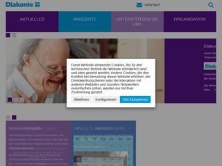 Vorschaubild der Webseite von Diakonie Kindertagesstätte Morgenland