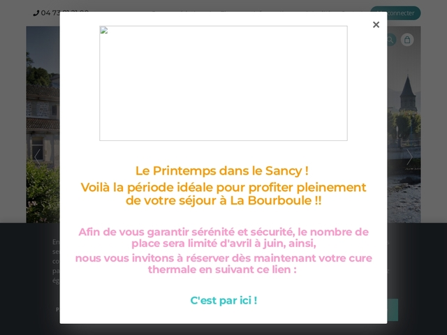 Grands Thermes de La Bourboule