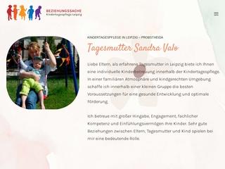 Vorschaubild der Webseite von Montessori - Kindertagespflege