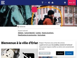 Vorschaubild der Webseite von Hort Mitte