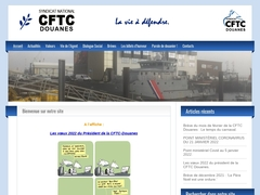 Syndicat National CFTC Douanes