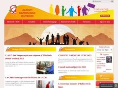 ACO France - Action catholique ouvrière