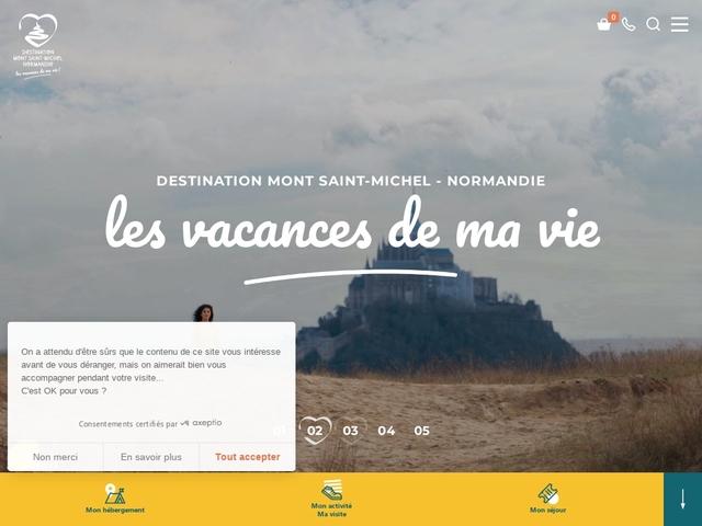 Mont Saint-Michel Office de Tourisme