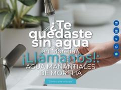 Abastecimiento Servicios - Agua Manantiales de Morelia