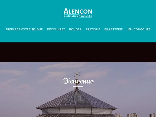 Office de Tourisme d'Alençon