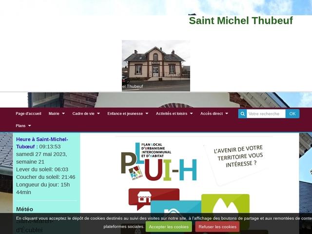 Saint-Michel-Tubœuf