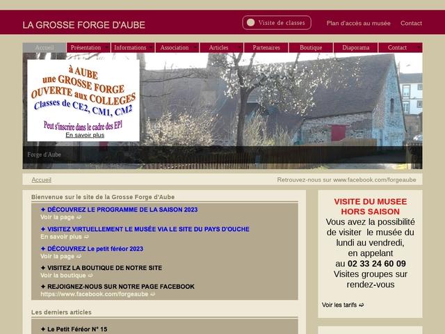 Musée de la Grosse Forge d'Aube