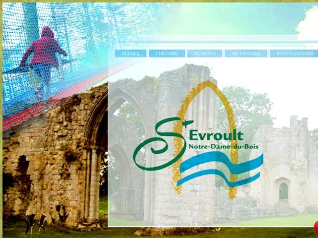 Saint-Evroult-Notre-Dame du Bois