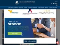 Cámaras Asociaciones Nacionales - Concanaco Servytur México