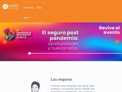 Cámaras Asociaciones Nacionales - AMIS  (Seguros)