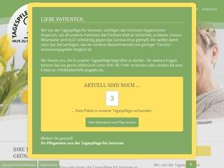 Vorschaubild der Webseite von Begegnungsstätte Seniorenhaus Selbsthilfe Plagwitz e.V.
