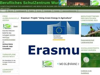 Vorschaubild der Webseite von Berufliches Schulzentrum