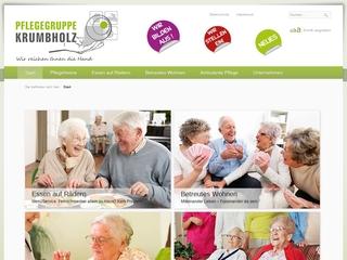 Vorschaubild der Webseite von Senioren- und Pflegeheim Birkenhof