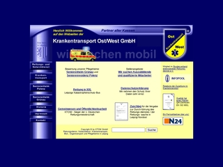 Vorschaubild der Webseite von Seniorenresidenz Polenz