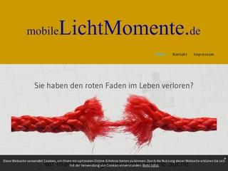 Vorschaubild der Webseite von Mobilelichtmomente.de/K.Fichtelmann
