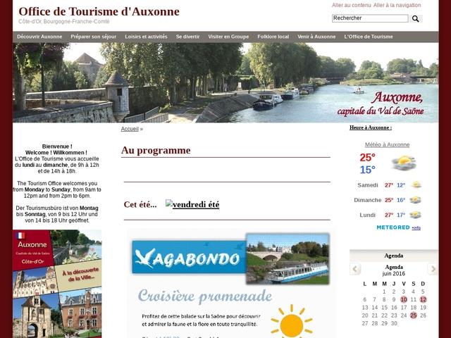 Auxonne Office de Tourisme