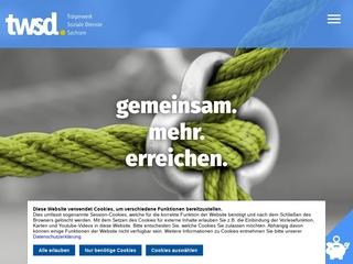 Vorschaubild der Webseite von Wohnheim Radebeul