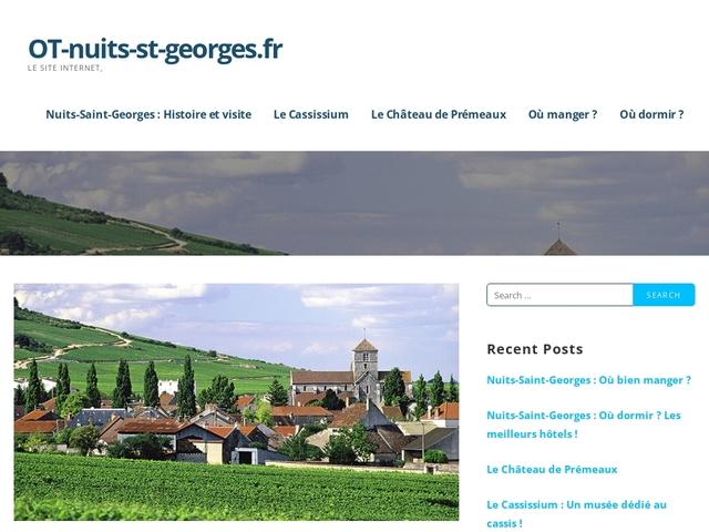 Office de tourisme Nuits-Saint-Georges