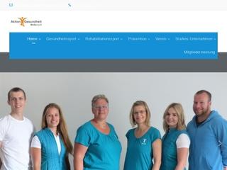 Vorschaubild der Webseite von Aktion Gesundheit Meißen e. V.