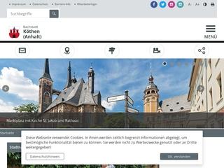 Vorschaubild der Webseite von Hort Johann Friedrich Naumann