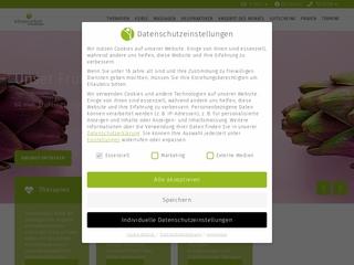 Vorschaubild der Webseite von Körperarbeit Physiotherapie