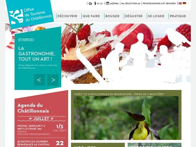 Office de Tourisme du Pays Châtillonnais