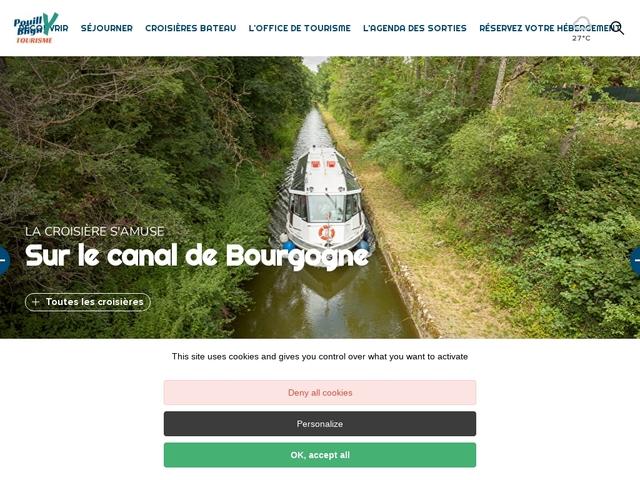 Office de tourisme Pouilly-en-Auxois & Bligny-sur-Ouche