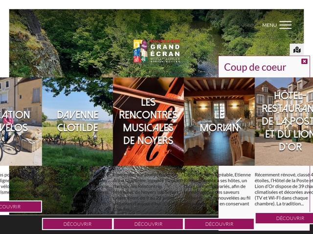 Destination Grand Vézelay