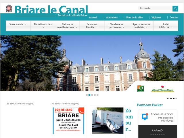 Briare le Canal