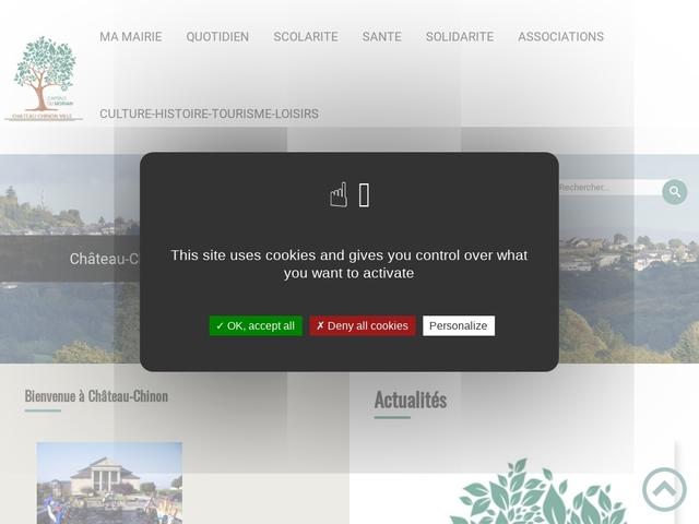 Château-Chinon