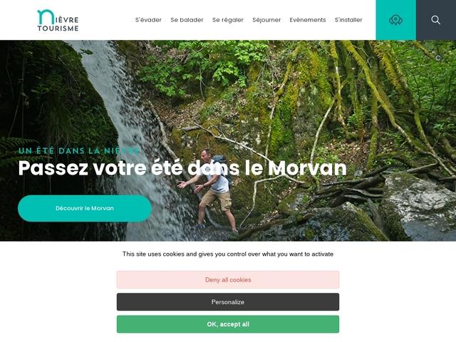 Nièvre Tourisme