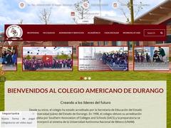 Colegios Escuelas - Colegio Americano de Durango, A.C.