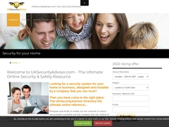 UKSecurityAdvisor - the ultimate online reference...
