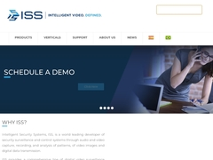 ISS SecurOS - ISS   Intelligent Security Systems