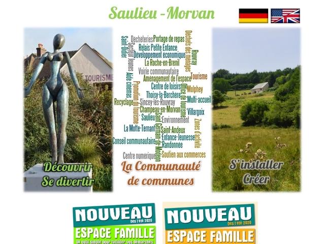 Saulieu Morvan