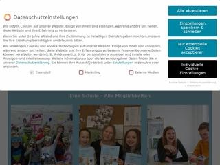 Vorschaubild der Webseite von EmiLe-Montessori-Grundschule