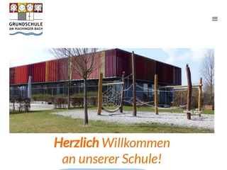 Vorschaubild der Webseite von Grundschule Unterbiberg