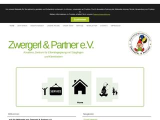 Vorschaubild der Webseite von Spiel- und Betreuungsgruppen