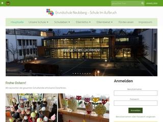 Vorschaubild der Webseite von Grundschule Neubiberg